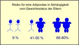 Quelle: aus einem Vortrag von Prof. Martin Wabitsch, Ulm