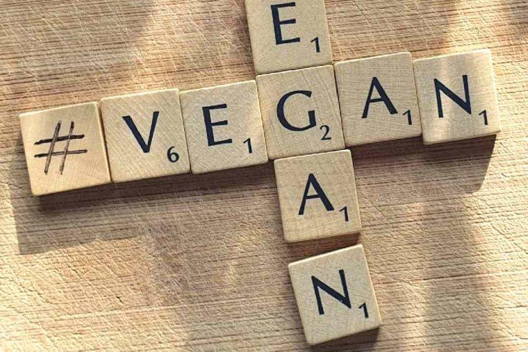 Hashtag vegan