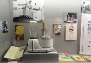 Erste Bosch-Küchenmaschine von 1952 Foto: Freitag-Ziegler