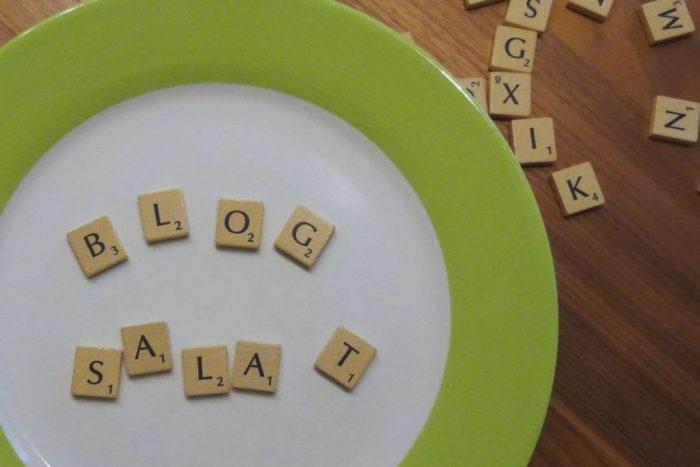Blog-Salat, aber kein Salat-Blog!