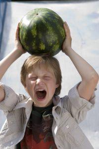 Obst und Gemüse Pro Kopf-Verbrauch im Vergleich zu Süßigkeiten Pro-Kopf-Verbrauch