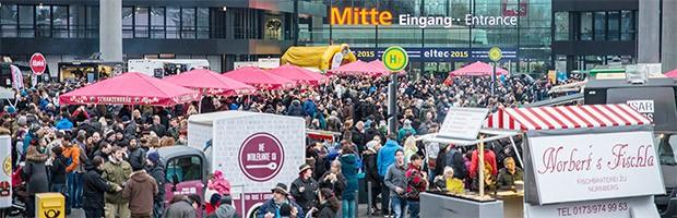 Die Foodtrucker erobern Deutschland