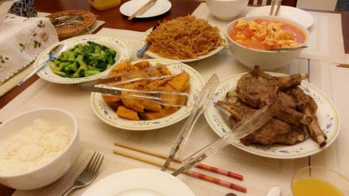Kulinarisch betrachtet: Schüleraustausch mit Australien (und ein bisschen China)