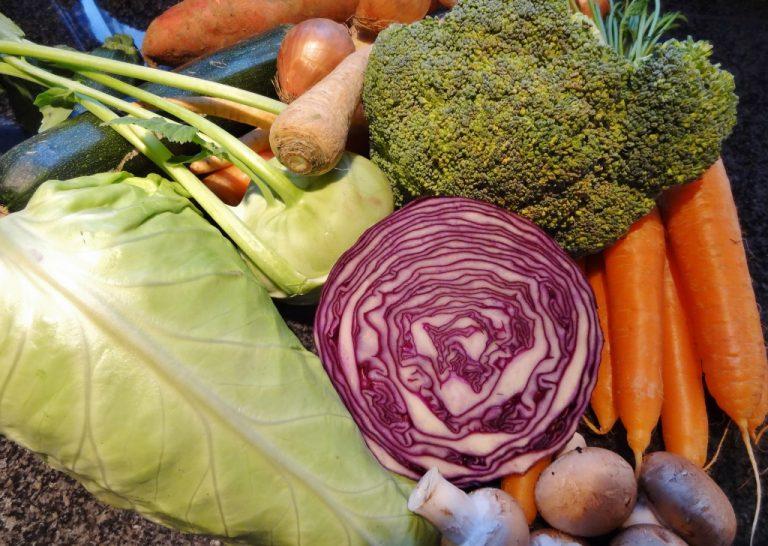 Vegetarier werden ist gar nicht so einfach...