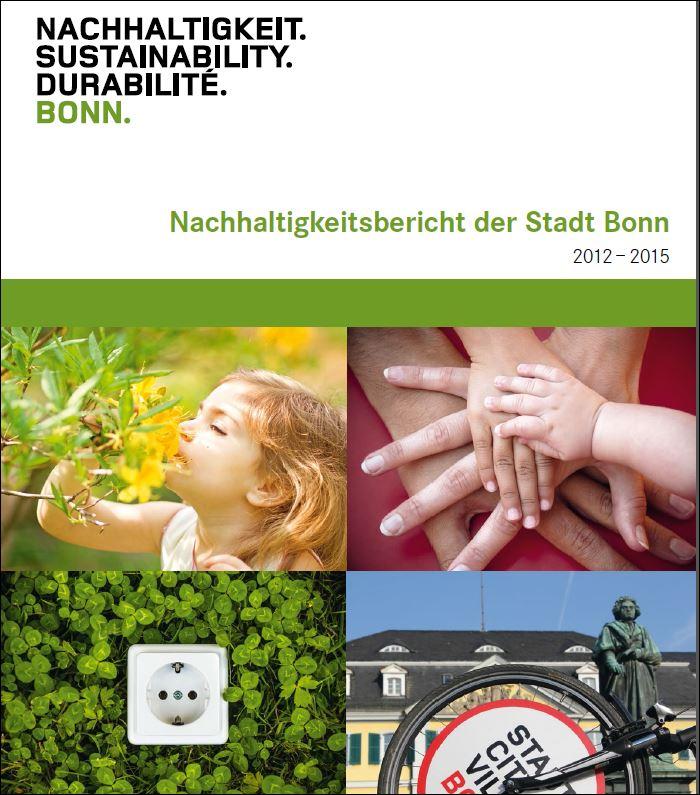 Nachhaltigkeitsbericht 2012 - 2015 der Stadt Bonn