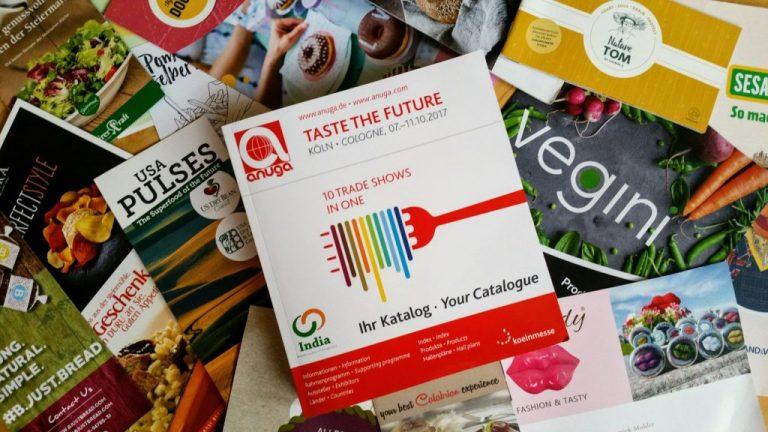 """ANUGA 2017 - Innovative Lebensmittel von """"total überflüssig"""" bis """"gesunde Idee"""""""