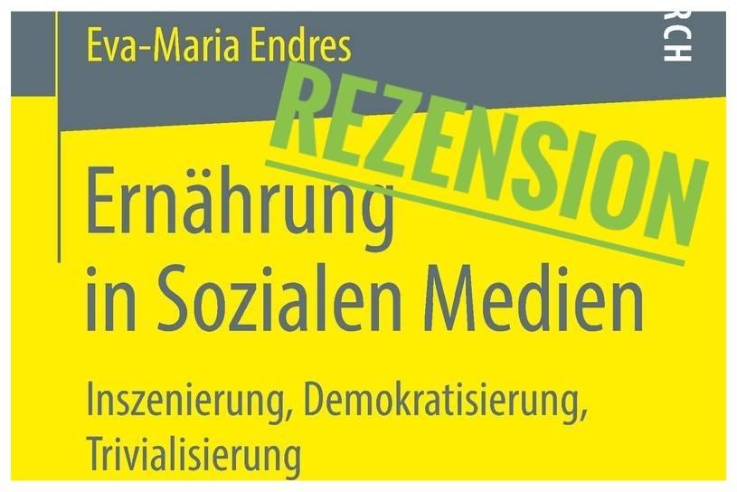 Cover Springer VS Ernährung in Sozialen Medien